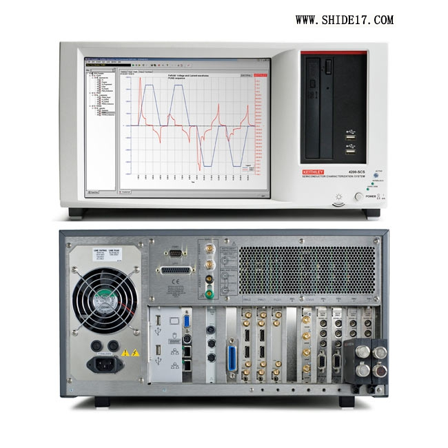 KEITHLEY4200-SCS参数分析仪